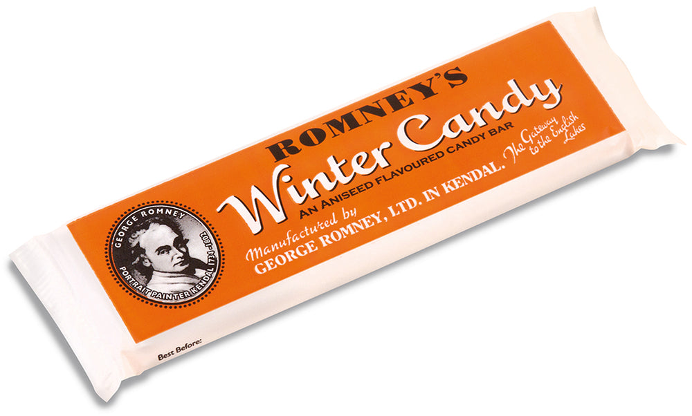 85g Winter Candy Bar