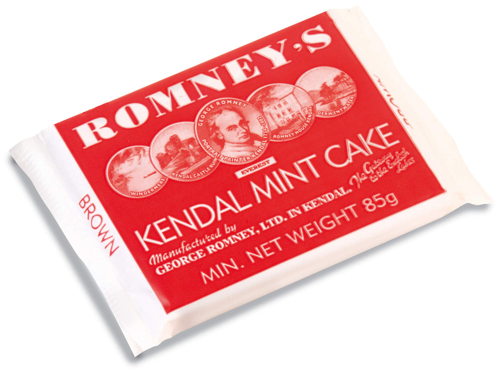 85g Brown Kendal Mint Cake