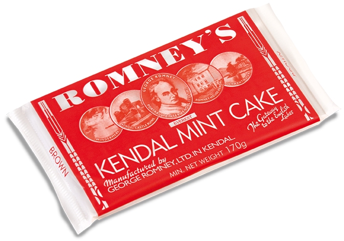 170g Brown Kendal Mint Cake