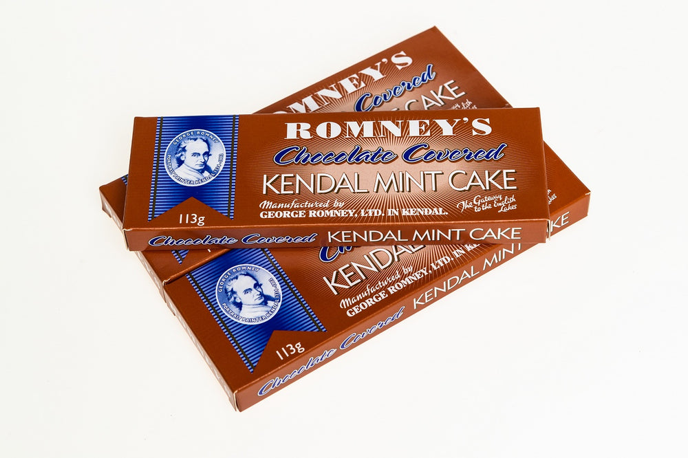 113g Chocolate Covered Kendal Mint Cake