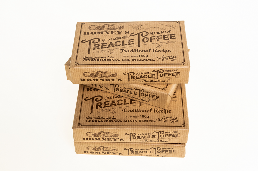 180g Old Fashioned Treacle Toffee