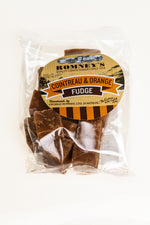 Hand Made Cointreau & Orange Butter Fudge 150g Bag (3 pack)