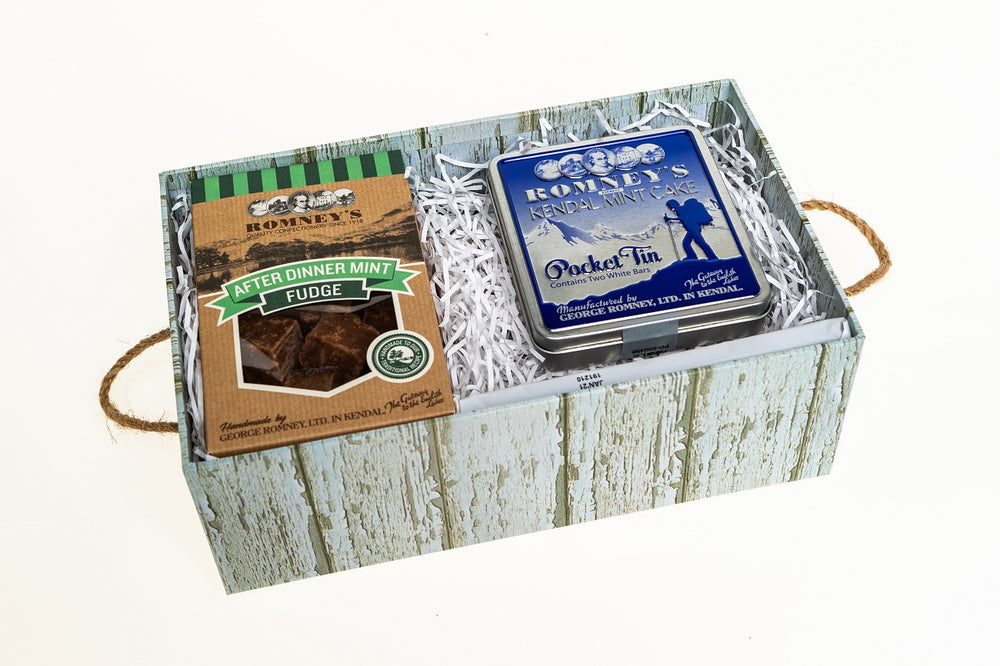 The Romney's Kendal Mint Cake Gift Box