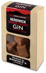 Mint Drinks Herdwick Brambleberry Gin Flavoured Fudge