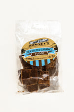 Hand Made Sea Salted Caramel Butter Fudge 150g Bag (3 pack)