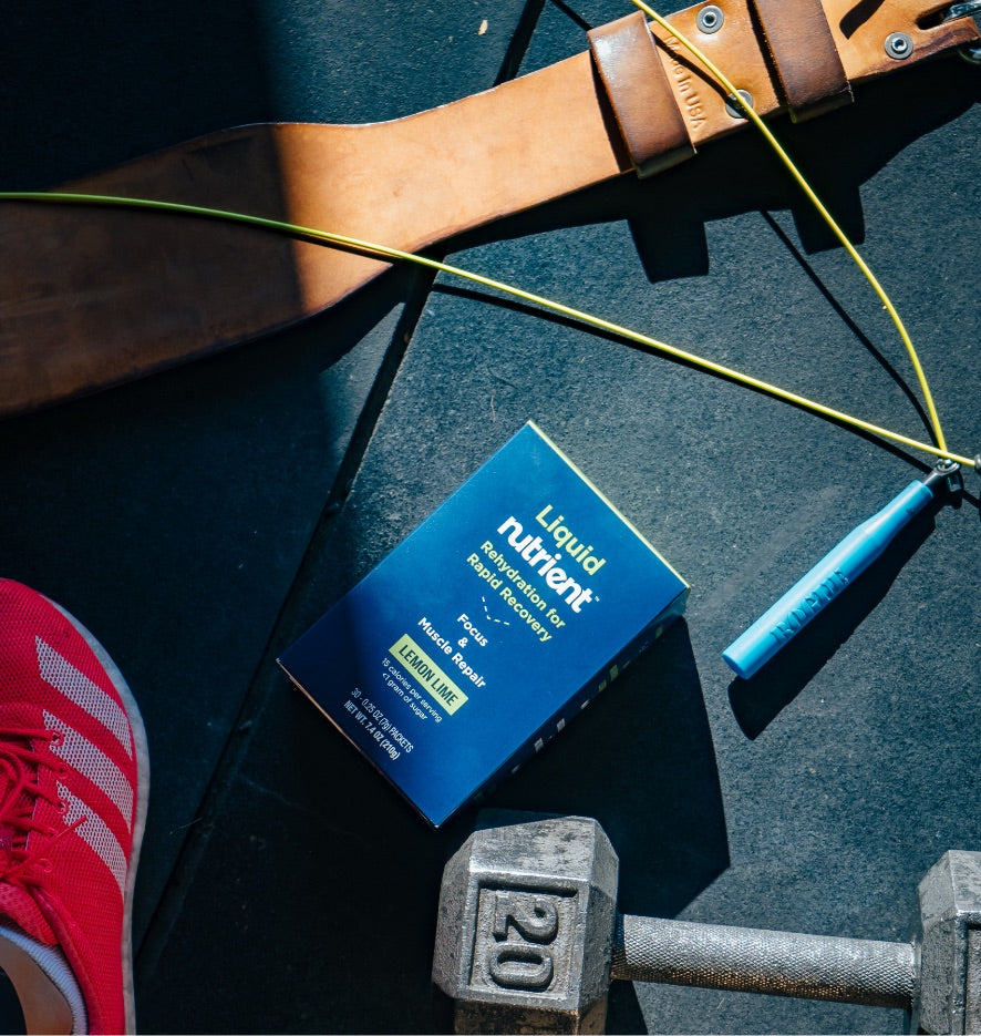 liquid nutrient for workout recovery