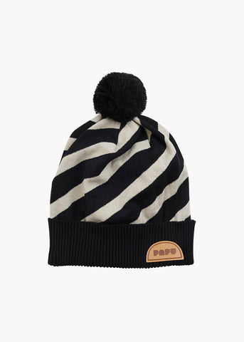 STRIPE-pipo, Black/Silent Grey