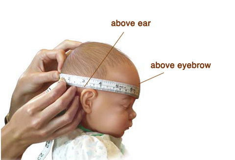 Head Measurement Guide