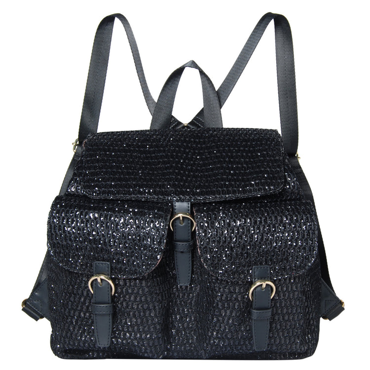 Hive Glitter Backpack