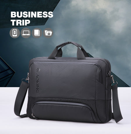 Monaco Sleek and Modern Briefcase