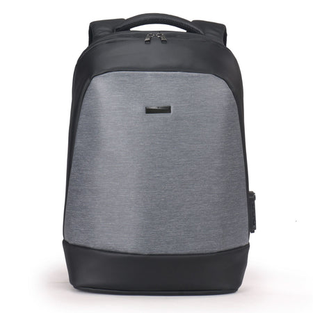 Oscar: Laptop Backpack with Anti Theft Lock and USB Port