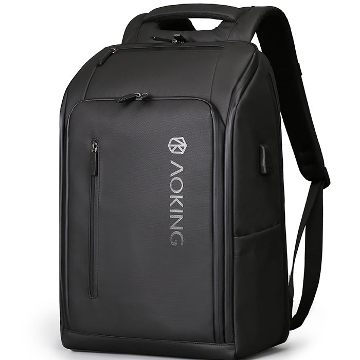Cardinal, Modern, Sleek,  Laptop Backpack with USB Port