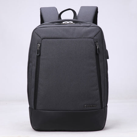 Bear Laptop Backpack with USB Port