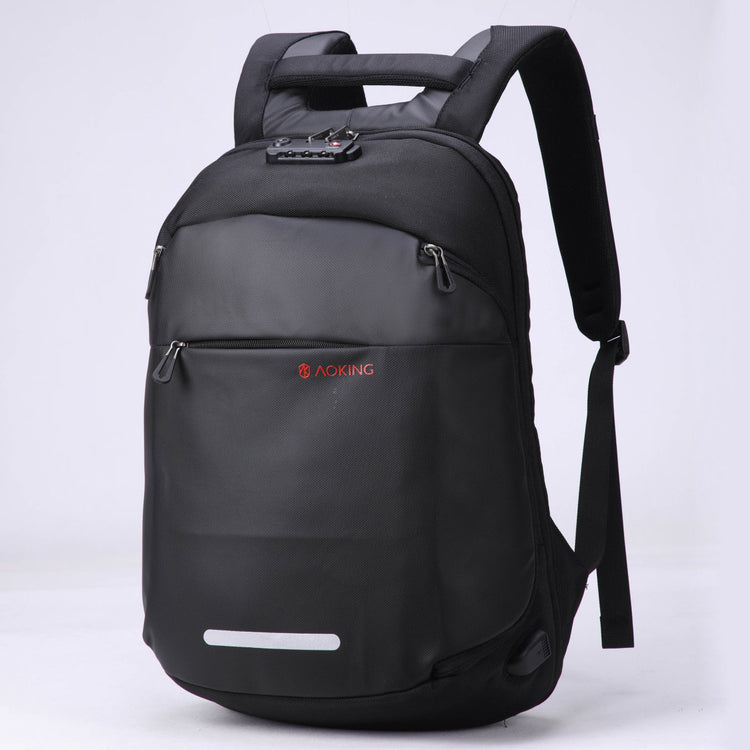 Velocity Anti Theft Laptop Backpack with USB Port