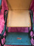 Vintage 1950s Tri-ang Toy Doll's Pushchair