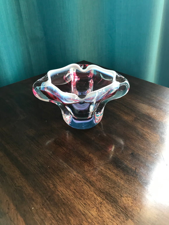 Glassware Decorative Dish - 4573