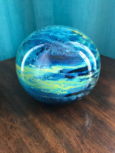 Mdina Glass Paper Weight - 579