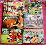 J.SALMON FAVOURITE RECIPES BOOKS