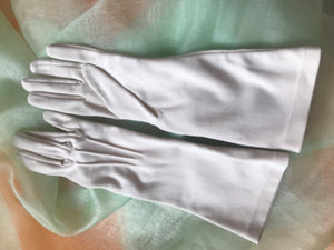 Gloves -Cream Nylon Day - 7123