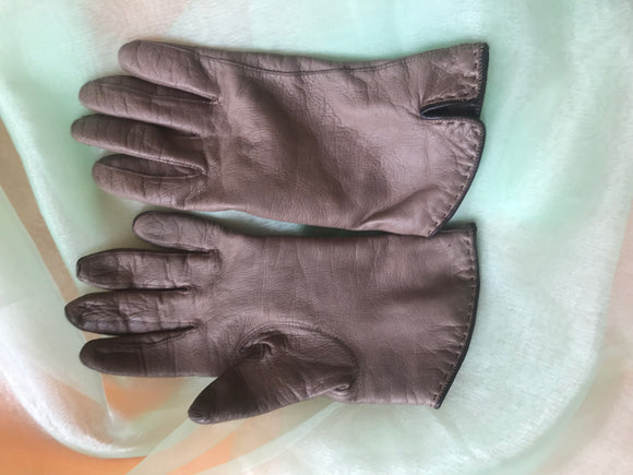 Gloves -Kid Leather -7116