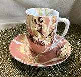 Coffee Cup & Saucer (Small) - 7159