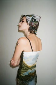 Moto Collage Headscarf