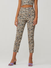 Muchacho Pants in People Print