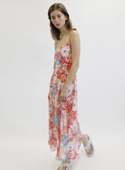 Market Dress in Piccadilly Floral