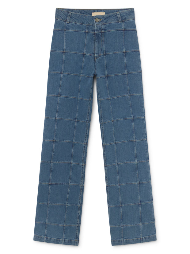 Manolo Jeans in Patchwork