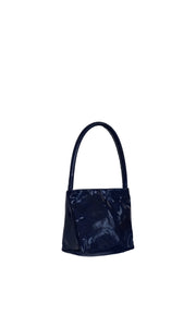 Baby Ombra in Patent Navy