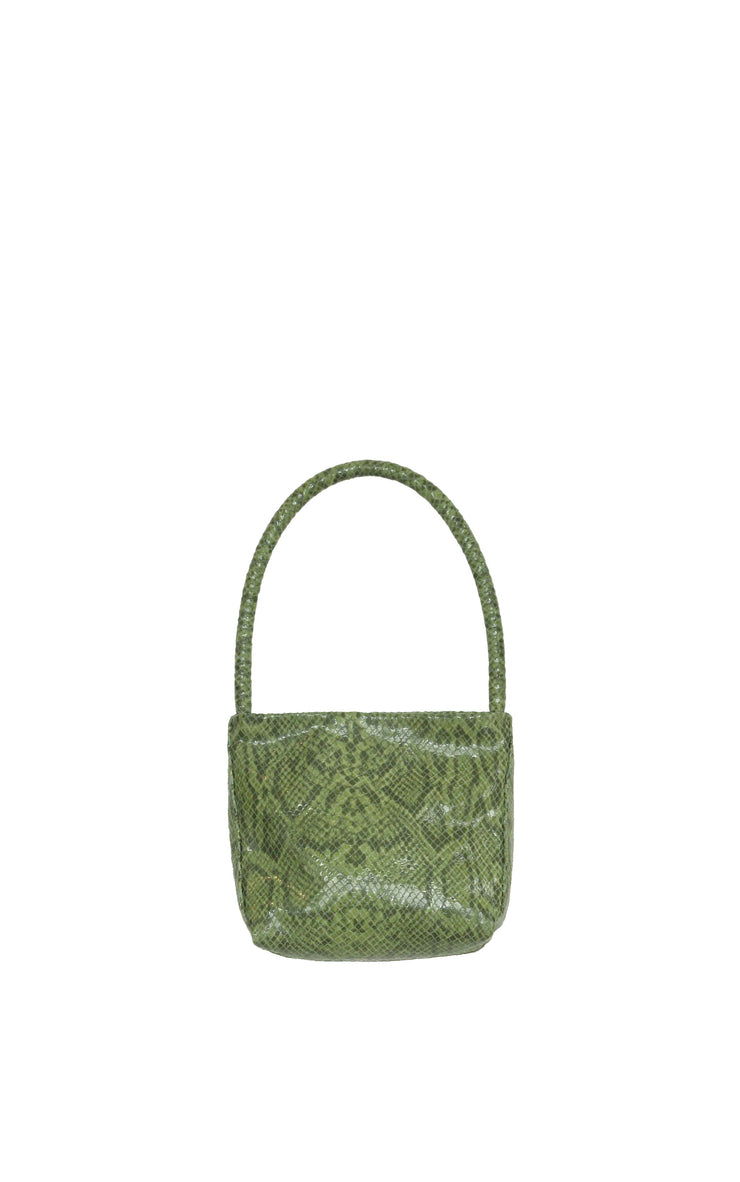 Baby Ombra in Soft Green Snake