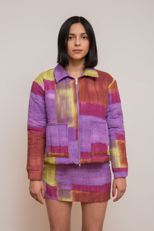 Comfort Jacket in Abstract