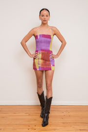Semi Charmed Life Dress in Abstract