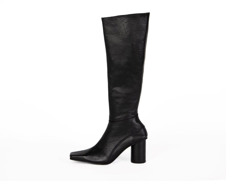 Cuadrado High Boot in Black