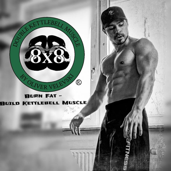 8x8 Double Kettlebell Muscle - E-Book