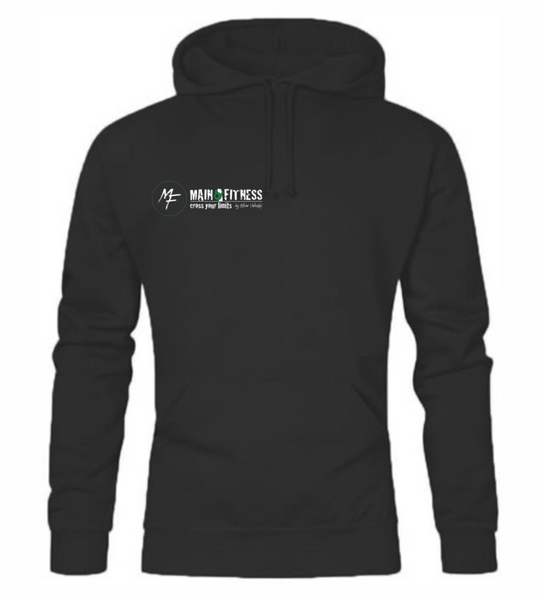 MF Hoodie Classic - Main-Fitness by Oliver Velevski