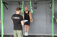 Ring Strength Training lvl 1 & 2