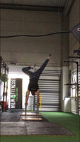 Handbalancing and Handstand Speciality P-Bar Course