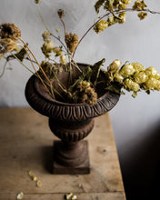 Load image into Gallery viewer, Rustic metal urn