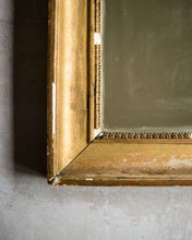 Load image into Gallery viewer, Gold antique French mirror