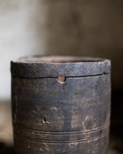 Load image into Gallery viewer, Tall Tibetan rustic pot