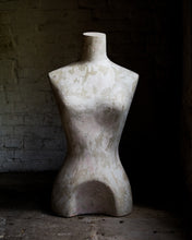Load image into Gallery viewer, Vintage wasp waist mannequin