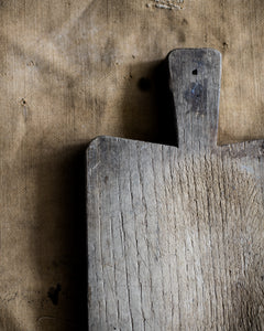 Rustic chopping board