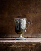 Load image into Gallery viewer, Antique mercury glass cup