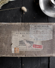 Load image into Gallery viewer, Vintage French shop box