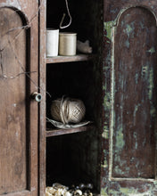 Load image into Gallery viewer, Rustic wooden cupboard