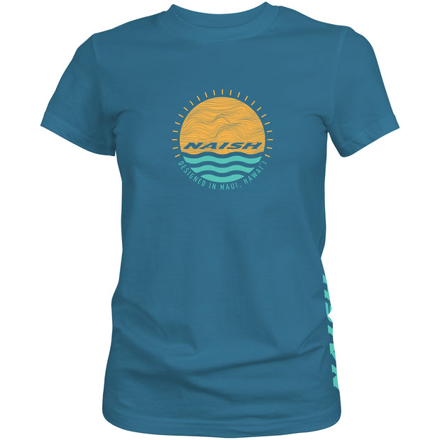 Circle Sunset Tee | Women's