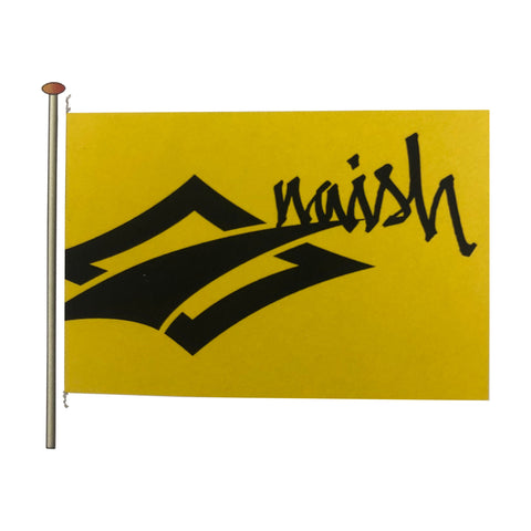 Naish Diamond Logo Flag