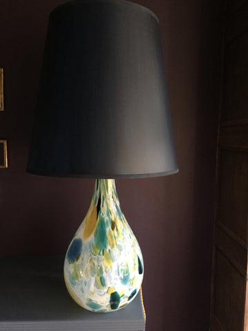 Confetti Glass Lamp