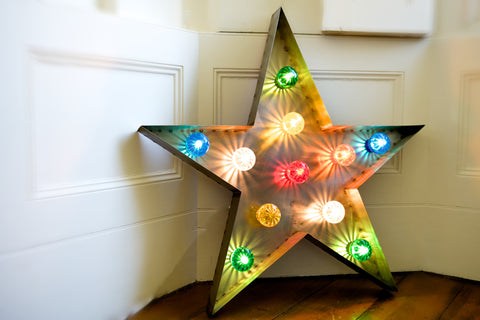 Fairground Star Light